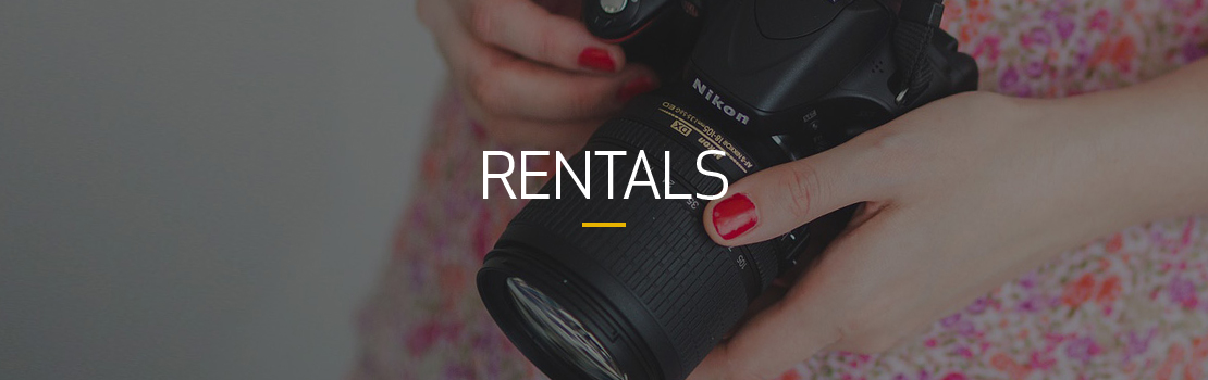 Rental Lenses
