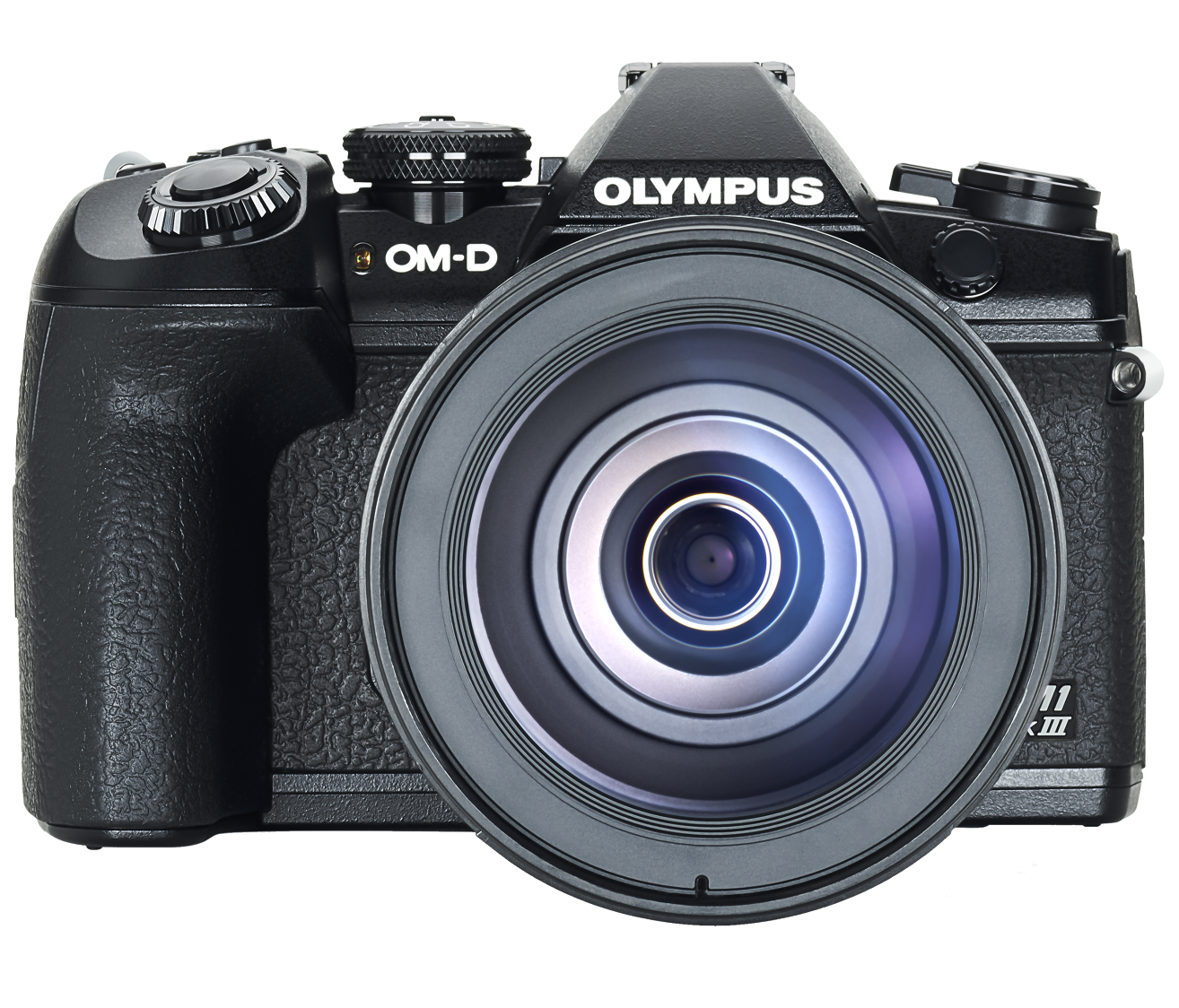 Olympus OM-D E-M1 Mark III with 12-100mm Lens