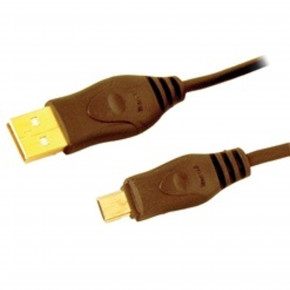 DataFast USB A - USB MINI B (5-pin)
