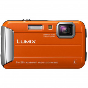 Lumix DMC-TS30 (orange)