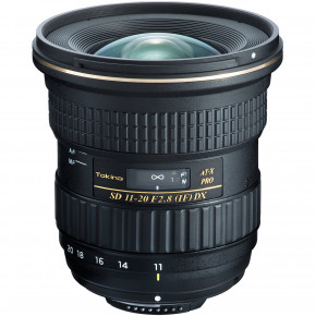 AT-X 11-20mm f/2.8 Pro DX pour Canon EF