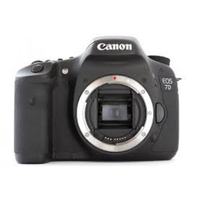 Used - EOS 7D (Body only)