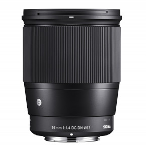 16mm f/1.4 DC DN Contemporary pour Sony E