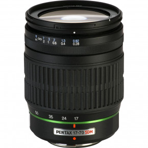 smc DA 17-70mm f/4 AL (IF) SDM