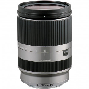 18-200mm f/3.5-6.3 Di III VC pour Sony E (Argent)