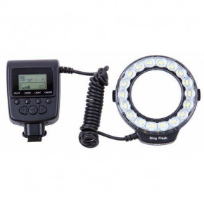 Flash et LED annulaire RL100 Macro