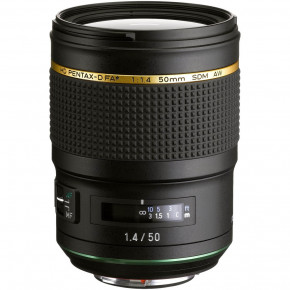 FA* 50mm f/1.4 SDM HD AW