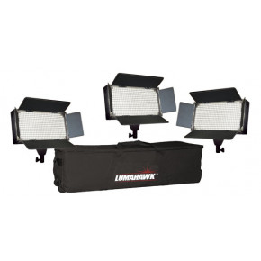 Ensemble 3 LED Gazelle 1500 (LMX-LD1500VKT)
