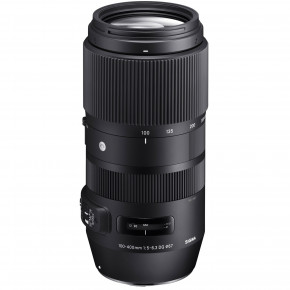 100-400mm F5-6.3 DG OS HSM Contemporary pour Sigma