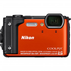 CoolPix W300 (Orange)