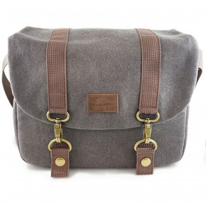 Grand sac messager pour DSLR collection flanelle