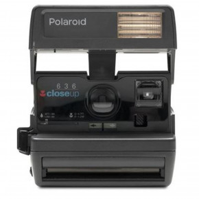Polaroid 600 - One Step Close Up