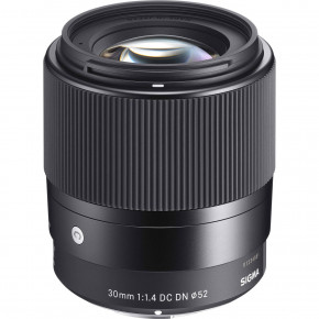 30mm f/1.4 DC DN Contemporary pour Sony E