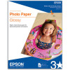 Epson Photo Paper Glossy  20 sheets 8.5 x 11