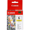 Canon Yellow BCI-6Y Ink Cartridge