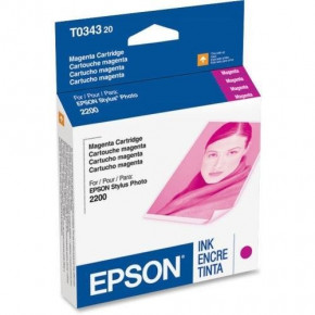Epson Magenta T034320 Ink Cartridge