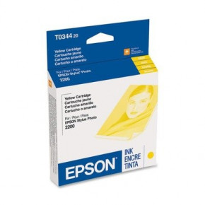 Epson Yellow T034420 Ink Cartridge