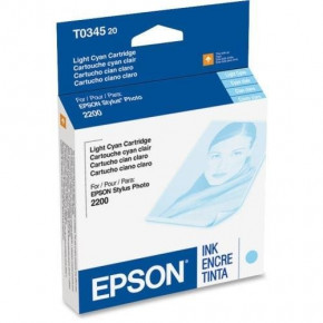 Epson Light Cyan T034520 Ink Cartridge