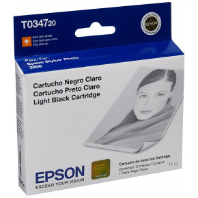 Epson Light Black T034720 Ink Cartridge