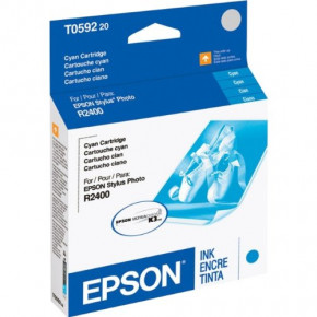 Epson Cyan T059220 Ink Cartridge