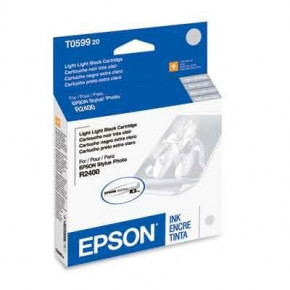 Epson Light light black T059920 Ink Cartridge