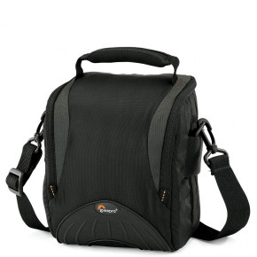 Apex 120 AW Shoulder Bag (Black and Gray)
