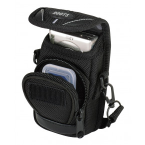 RSW1 Executive Small Digital Camera Pouch (Black)