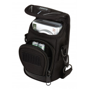 Executive Small Digital Camera Pouch (Black)