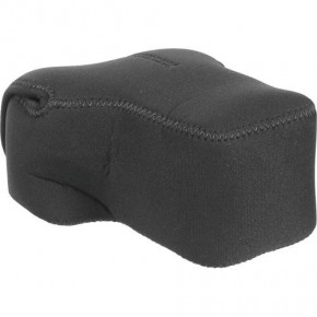 Soft Pouch D-Midsize (Black)