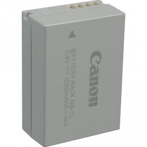NB-7L Rechargeable Battery Pack