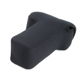 Soft Pouch D-SLR Zoom (Black)