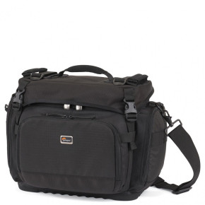 Magnum 200 AW Shoulder Bag (Black)
