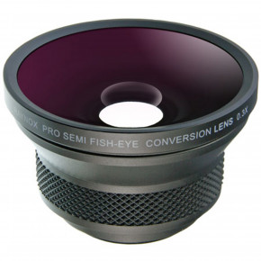 HD-3035 Pro  Semi-Fisheye Conversion Lens