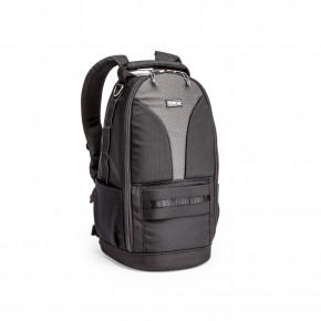 Glass Taxi Backpack (Black/Gray)