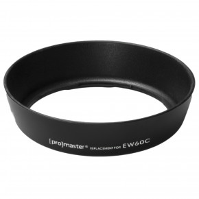 Lens Hood for Canon (EW-60C Replacement)