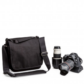 Retrospective 10 Shoulder Bag (Black)