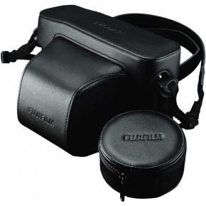 Leather Case for X-Pro1 (Black)