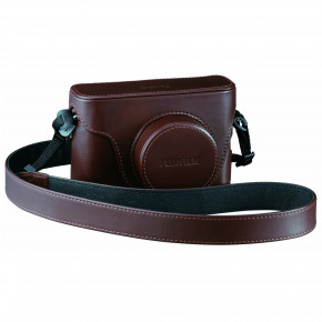 LC-X100 Original Leather Case (Brown)