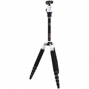 X4i Tripod with FPH-53P Ball Head - Black/White