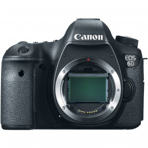 EOS 6D Body Only