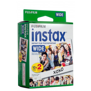 Instax Wide Instant Film(2 pack of 10 Sheets)