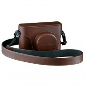LC-X100s Premium Leather Case (Brown)