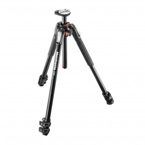190, 3 section Tripod with horizontal column