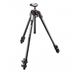 190, 3-section Tripod with horizontal column