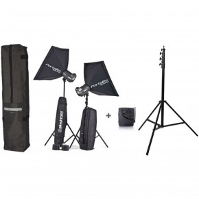 BRX 500/500 Softbox To Go Kit