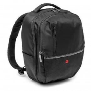 Gear Backpack Black (Medium)