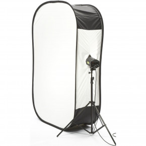 4 x 6' Megalite Softbox Reflector