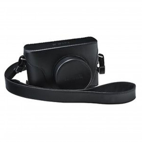 LC-X100 Original Leather Case (Black)