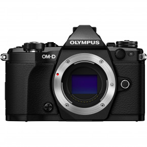 OM-D E-M5 Mark II Body Only (Black)