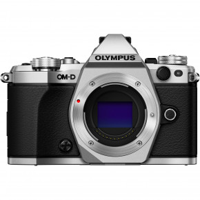 OM-D E-M5 Mark II Body Only (Silver)